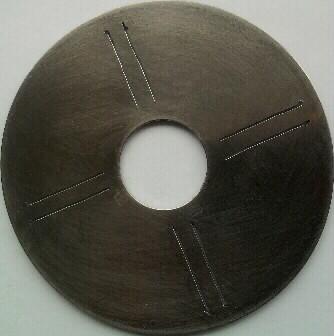 4-ре луча обрамлены разрезами
