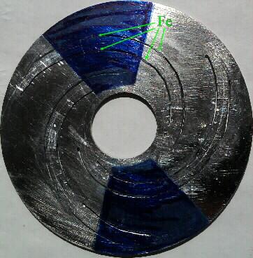 прорези зафиксированы стальными вставками